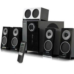 Сделаем подключение домашней аудиосистемы