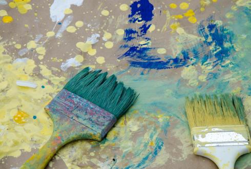 Чим пофарбувати стіни: 5 хітів